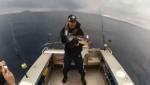 ویبره زدن ماهیگیر