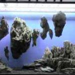 ساخت آکواریوم پلنت فانتزی با دکور صخره ای معلق (بخش اول)