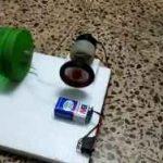 ساخت پمپ هوای دست ساز قوی برای آکواریوم